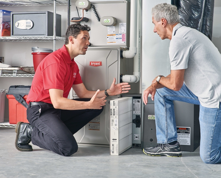 nanaimo furnace installers