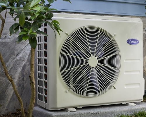 ductless heat pump in nanaimo