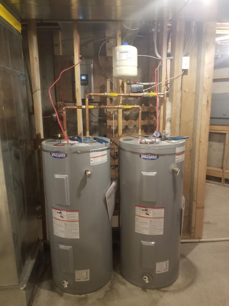 nanaimo water heaters